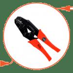 Инструмент для обжимки наконечников