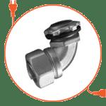 Металлорукав и аксессуары