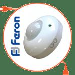 Датчики движения Feron
