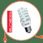 Энергосберегающие лампы Enext