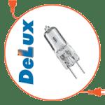 Галогенные лампы Delux