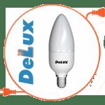 Светодиодные лампы Delux
