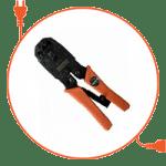 Инструмент для сетевого провода