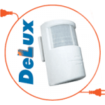 Датчики движения Delux