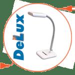 Светодиодные светильники Delux