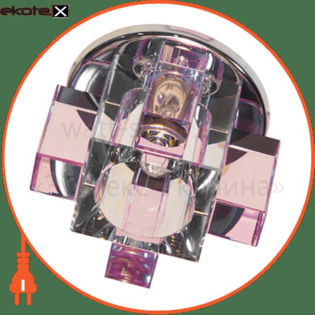 c1037 g4 р розовый декоративные светильники Feron 19637