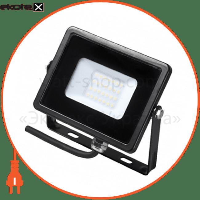 світлодіодний прожектор delux fmi 10 led 20вт 6500k ip65 светодиодные светильники delux Delux 90008734