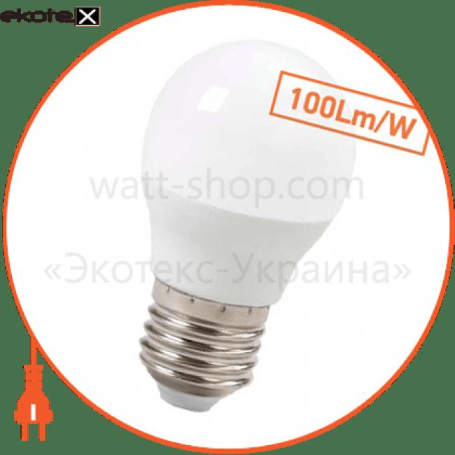 lb-195 g45 230v 7w 720lm e27 4000k светодиодные лампы feron Feron 25812