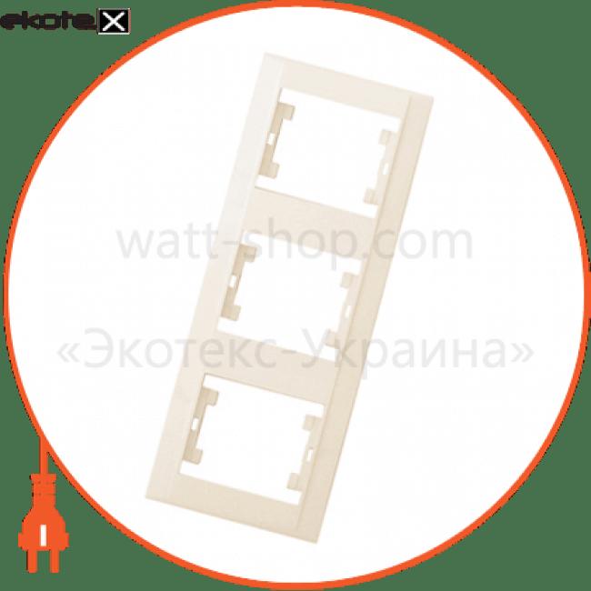 рамка 3-на вертикальна рамка Makel 42010708