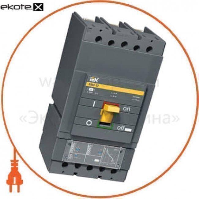 IEK SVA41-3-0400 авт. выкл. ва88-37 3р 400а 35ка з електр. розчіпл. mp211 iek
