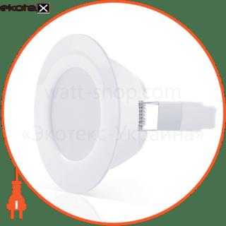 світильник світлодіодний sdl 6w 3000k светодиодные светильники maxus Maxus 1-SDL-103-01
