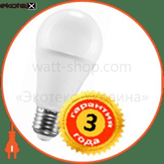 светодиодная лампа ledstar, 6w, e27, 540lm, 4000к нейтральный, матовое стекло, 270?,  чип: epistar (тайвань) светодиодные лампы ledstar LEDSTAR 102405