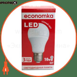 LED A60 10w E27-2800 Экономка светодиодные лампы экономка led лампа economka led a60 10w e27-2800