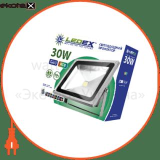 12724 Ledex светодиодные светильники ledex светодиодный прожектор ledex 30w rgb, 120?, ip65, tl11715