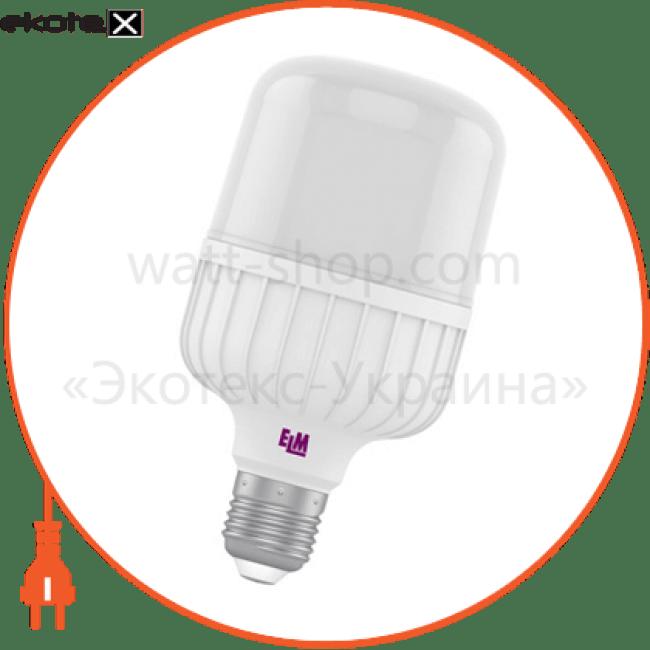 tor 20w pa20 e27 6500 светодиодные лампы electrum ELM 18-0144