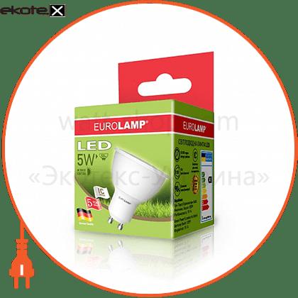 "eurolamp led лампа еко серія ""d"" smd mr16 5w gu10 3000k светодиодные лампы eurolamp Eurolamp LED-SMD-05103(D)"