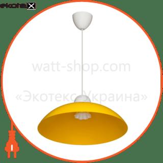 160507 ERKA декоративные светильники светильник erka 1301, потолочный, 60w, (желтый), е27