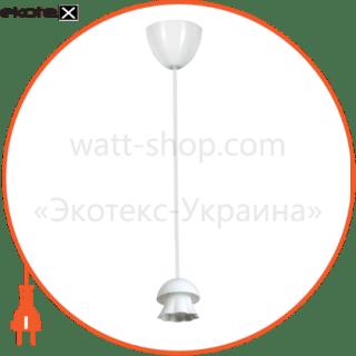 160509 ERKA декоративные светильники подвес erka, потолочный, 60w, белый, е27