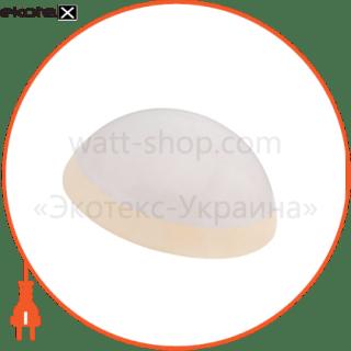 160808 ERKA декоративные светильники светильник erka 1127-kb, настенный, 26 w, белый, e27, ip 20