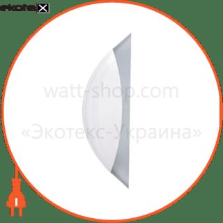 160906 ERKA декоративные светильники светильник erka 1205-sb, настенный, 26 w, белый, e27, ip 20
