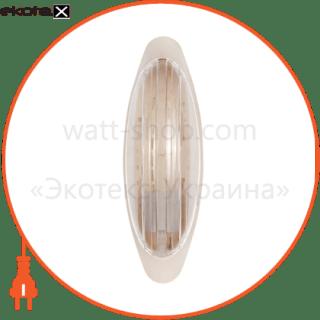 160907 ERKA декоративные светильники светильник erka 1205-k, настенный, 26 w, прозрачный, e27, ip 20