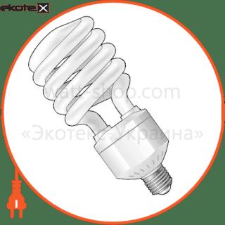 лампа энергосберегающая es-15 55w 4000k e27  17-0075 энергосберегающие лампы electrum ELM