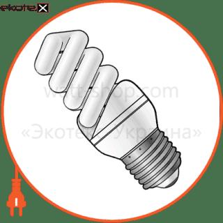 лампа энергосберегающая es-12 13w 4000k e27  17-0082 энергосберегающие лампы electrum ELM