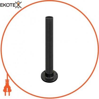 Enext l0120058 опора пластиковая e.street.bollard.pl.600.black, высота 600мм, диаметр 60мм, черная