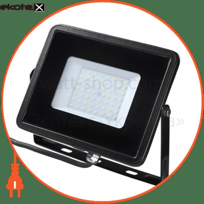 світлодіодний прожектор delux fmi 10 led 50вт 6500k ip65 светодиодные светильники delux Delux 90008738