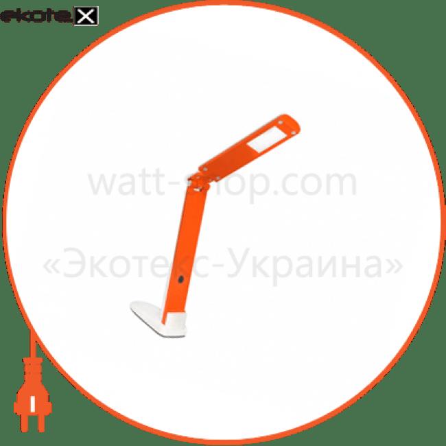 90009054 Delux светодиодные светильники delux світильник світлодіодний настільний delux tf-310 5 вт 4000к led біло-помаранчевий