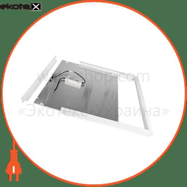 универсальная монтажная рама для светодиодных панелей 600*600 мм комплектующие для светильников Maxus FPN-600-02