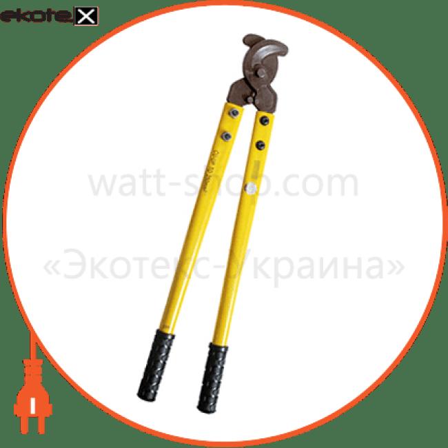 t003002 Enext инструмент для резки кабеля інструмент e.tool.cutter.lk.500 для різання мідного та алюмінієвого кабелю перетином до 500 кв.мм (діаметром до 43мм)