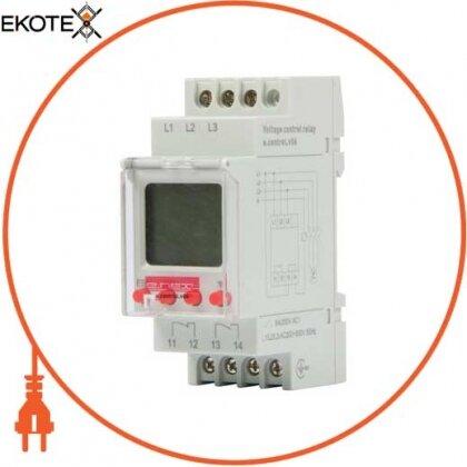 Enext p0690011 реле контроля напряжения трехфазное цифровое e.control.v06