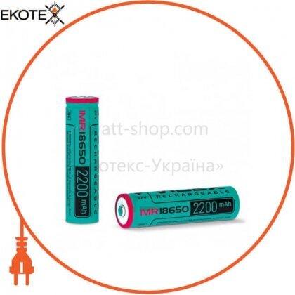 Videx 24245 аккумулятор videx 18650(высокотоковый) 2200mah bulk/1pc 50шт/уп