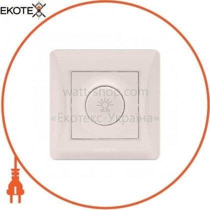 Videx 24685 videx binera диммер кремовый 600вт (vf-bndm600-cr) (16/96)
