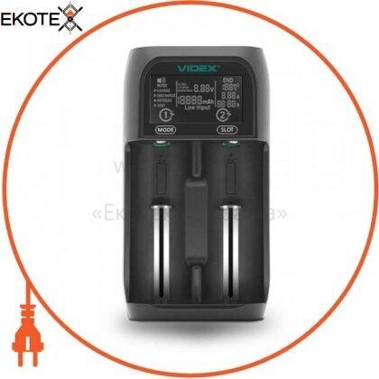 Videx 25147 зарядное устройство универсальное videx vch-ut201