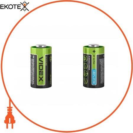 Videx 25723 батарейка щелочная videx 4lr44/a544 1pc blister (12/240)