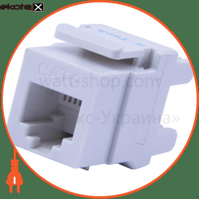 ADK-050032 Enext лотки металлические и аксессуары конектор комп'ютерний (1x8) cat6