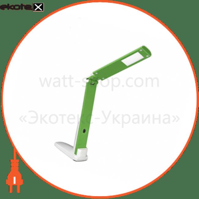 90008947 Delux светодиодные светильники delux світильник світлодіодний настільний delux tf-310 5 вт 4000к led біло-зелений