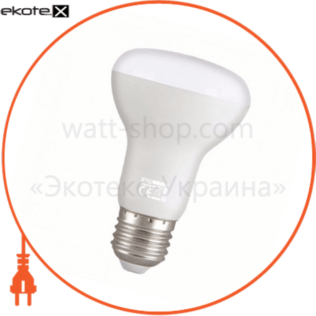 "лампа светодиодная  ""refled - 10"" 10w  4200к r63  e27 светодиодные лампы horoz eelectric Horoz Eelectric 001-041-0010"