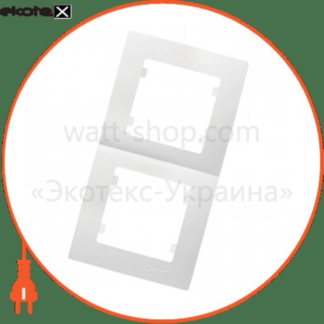 рамка 2-на вертикальна рамка Makel 32001707