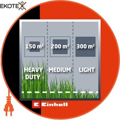 Einhell 3413140 газонокосилка аккумуляторная ge-cm 33 li kit