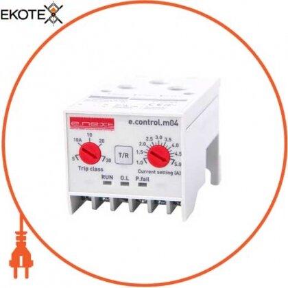 Enext p0690018 реле защиты двигателя e.control.m04, 1-5а