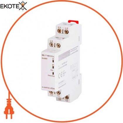 Enext p0690020 реле контроля напряжения трехфазное нерегулируемое e.control.v03m