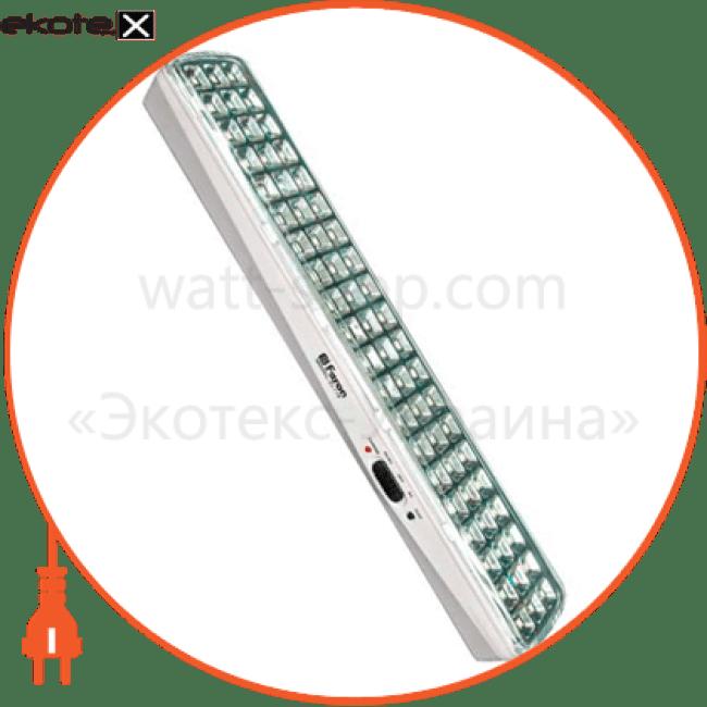 el119 аккум. светильник 60led белый ac/dc (365х70х35мм)