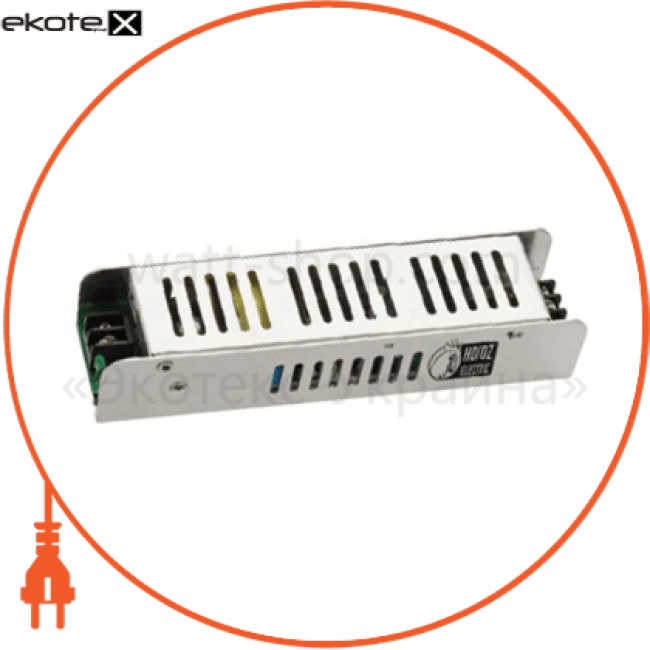 082-001-0060 Horoz Eelectric блоки питания адаптер для led стрічки 60w 5а 12v