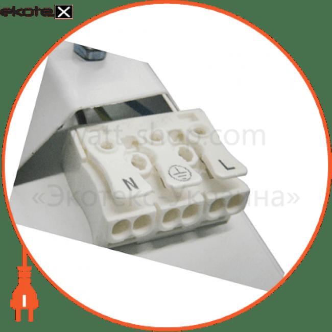 ритейл лайт одиночный светильник модификация с текстурированным рассеивателем светодиодные светильники ledeffect Ledeffect LE-ССО-14-040-0736-20Д