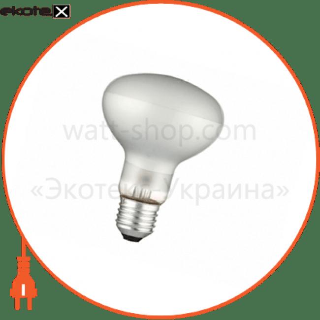 10007868 Delux лампы накаливания delux рефлекторна лампа матова delux r63 40вт е27