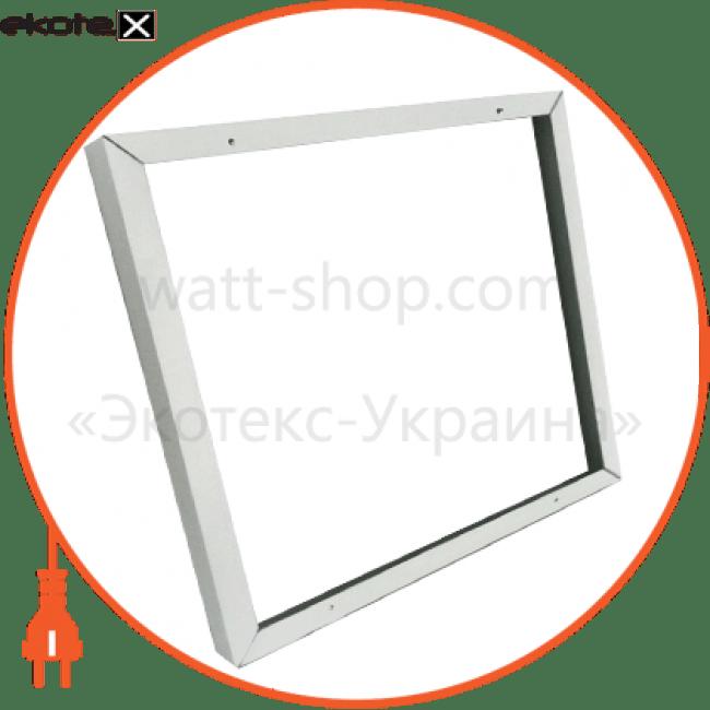 рамка для панелі світлодіодної вбудованої дво 40w 60x60 светодиодные светильники optima Optima 9142