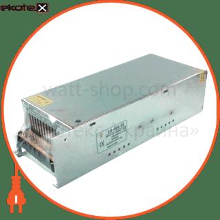 400w негерметичный 12в блоки питания light solution Light Solution